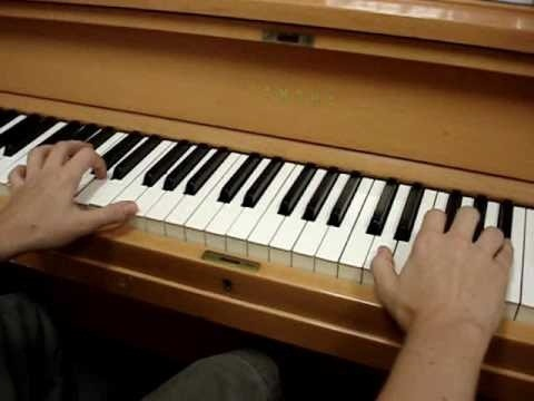 "Play Clint Manselli's ""Requiem for a Dream"" on piano - Part 1 of 3"