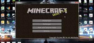 Download and Install the Minecraft Too Many Items Mod on your PC