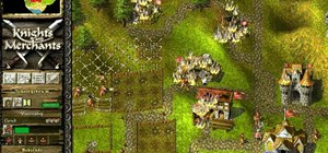 Walkthrough Knights and Merchants on PC
