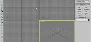 Use the interface in 3ds Max