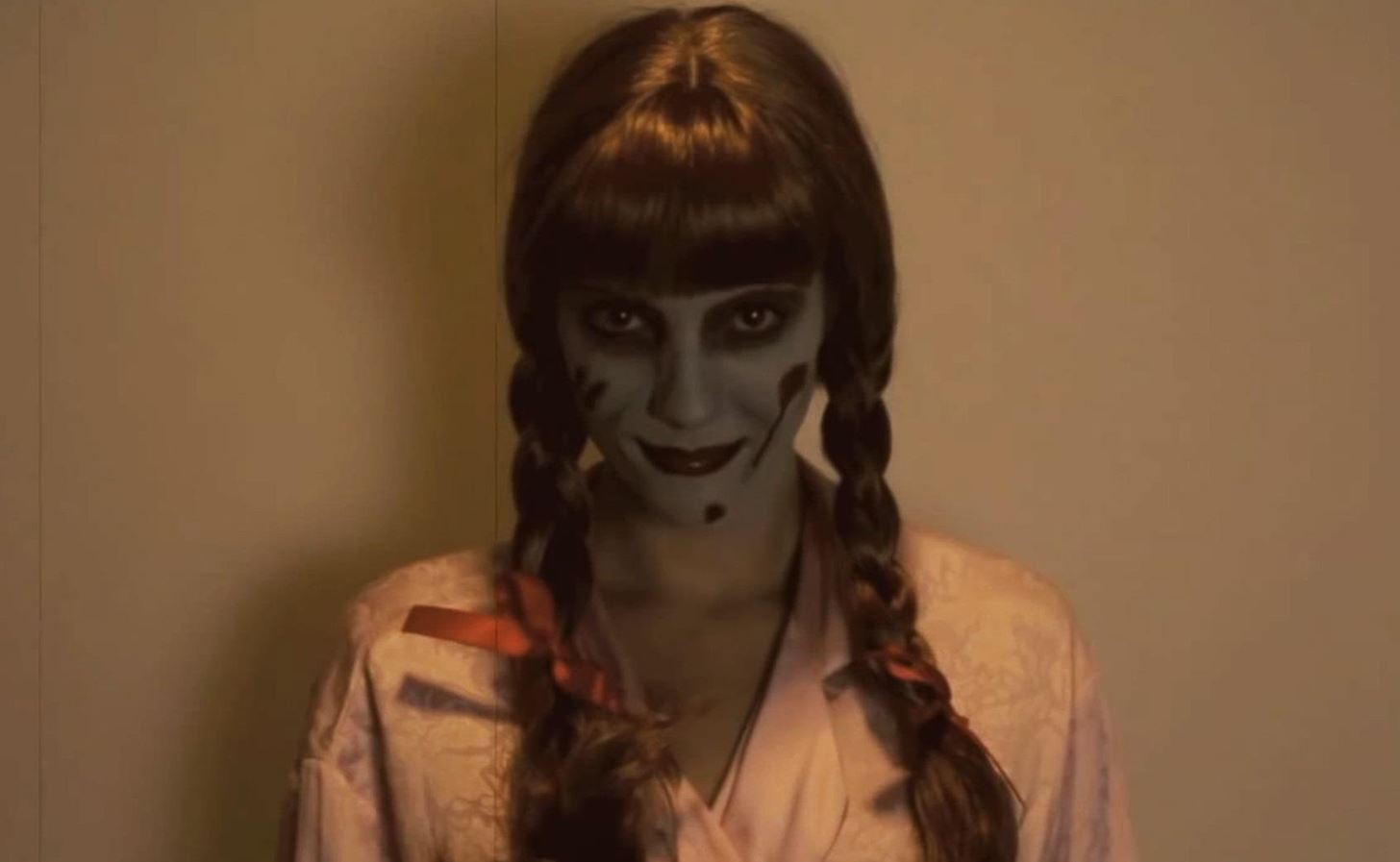 This DIY Annabelle Doll Costume from the Conjuring Will Haunt Your Halloween