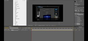 Create a web advertisement video in After Effects CS4