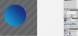 Use the gradient tools in Adobe Illustrator CS4