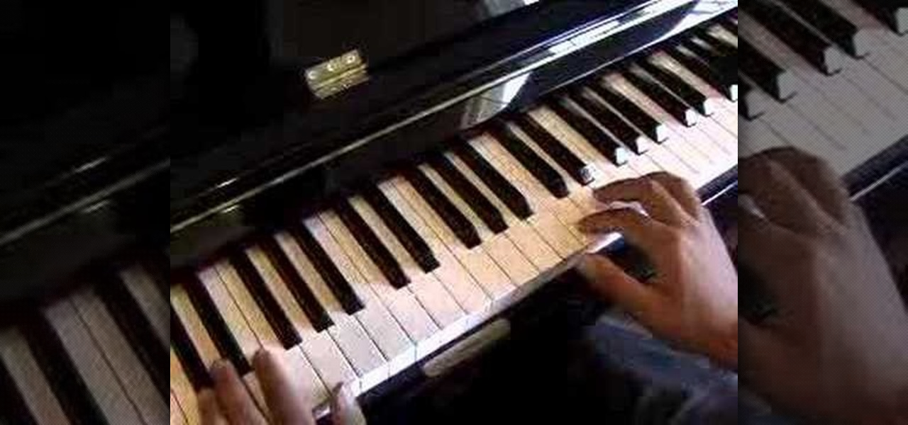 How To Play Shrek Hallelujah On The Piano Piano Keyboard