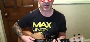 """Play """"Only Exception"""" by Paramore on baritone ukulele"""