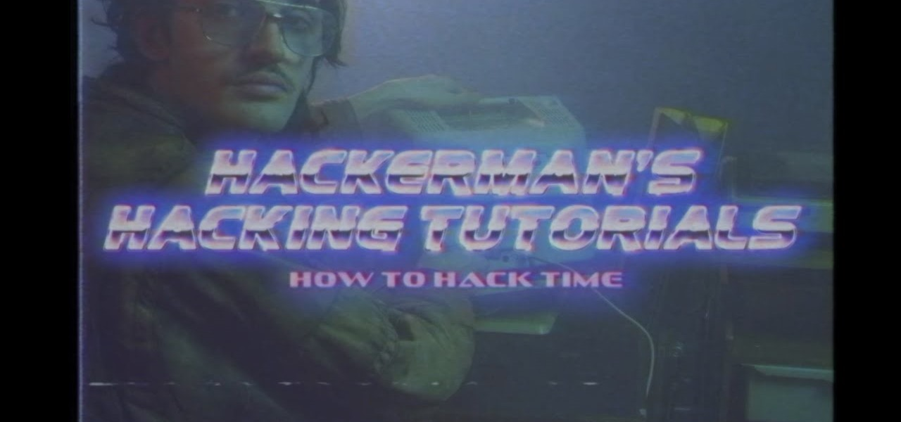 How to Hack Time