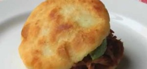 Make easy, delicious Venezuelen arepas