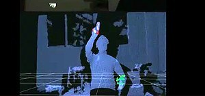 Minority Report, Kinect-style
