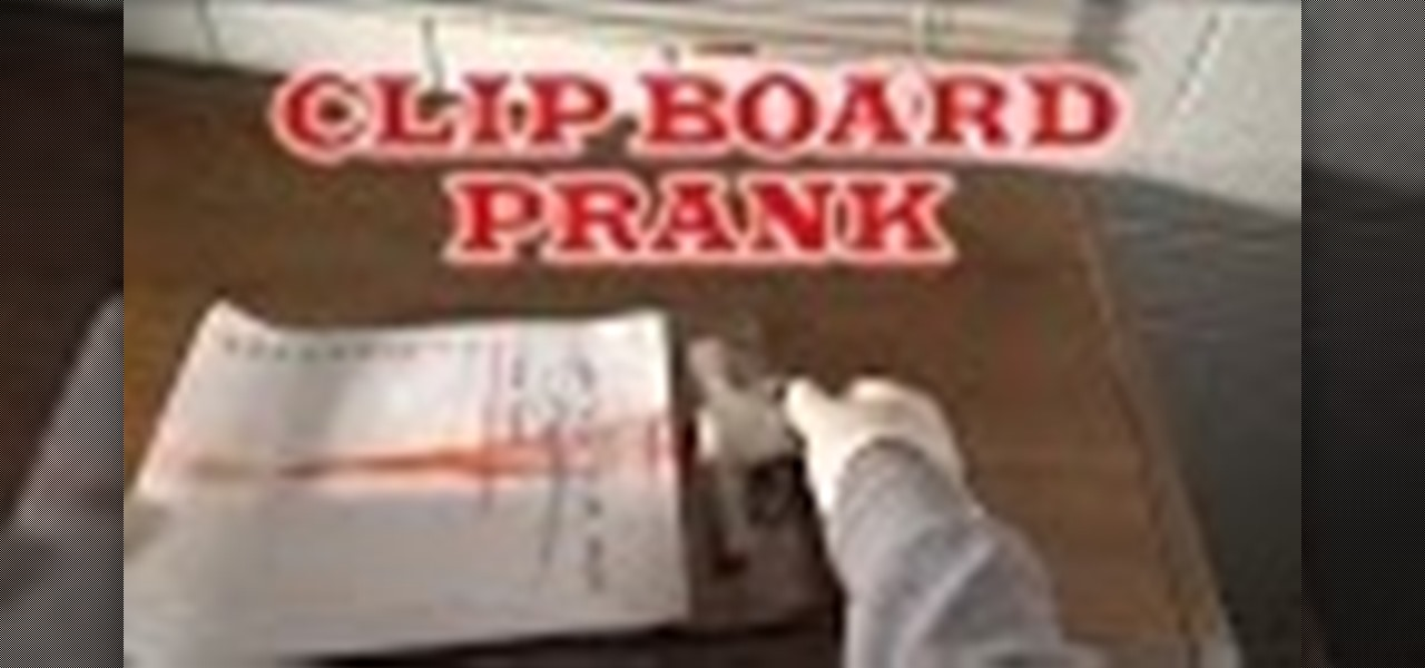 Pull Off a Prank at School