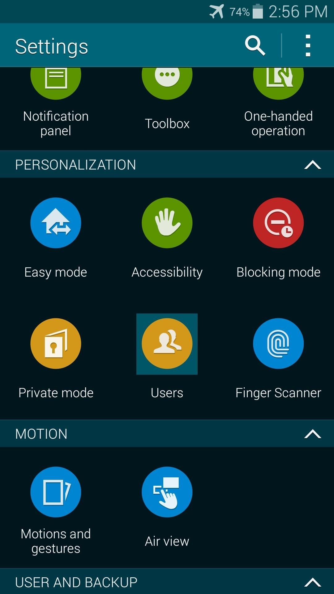 Set Up Multiple User Profiles on Your Galaxy S5—Or Any Other Android Phone