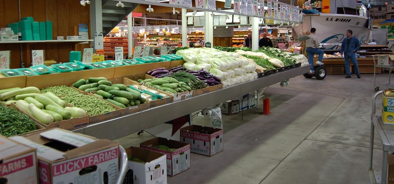 Organic or Not, Your Produce Is Loaded with Bacteria, Inside & Out