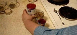 Cook a Cajun style spaghetti sauce