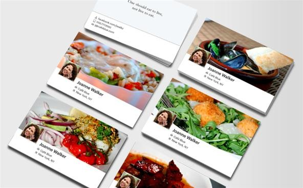 Great Deal: Free Facebook Timeline Business Cards