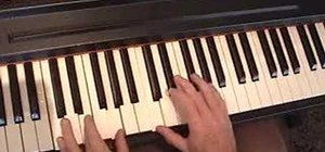 Improvise on the piano for beginners