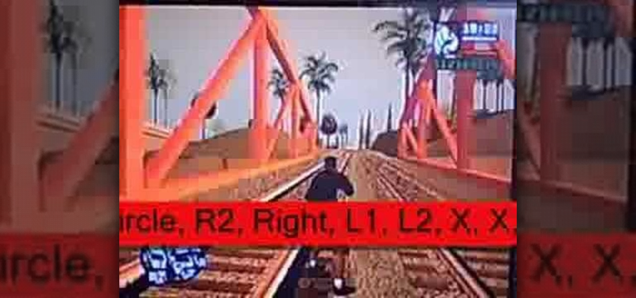 How to Use cheat codes when playing GTA: San Andreas on ...