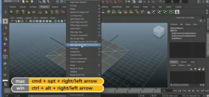 Use the Spin Edge modeling tool in Autodesk Maya 2011
