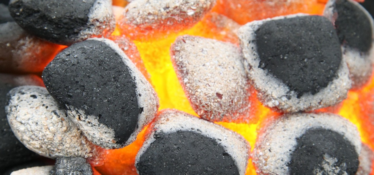 Don't Burn Money — Reuse Your Charcoal Instead