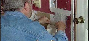 How To Patch A Hole In A Hollow Core Door 171 Construction