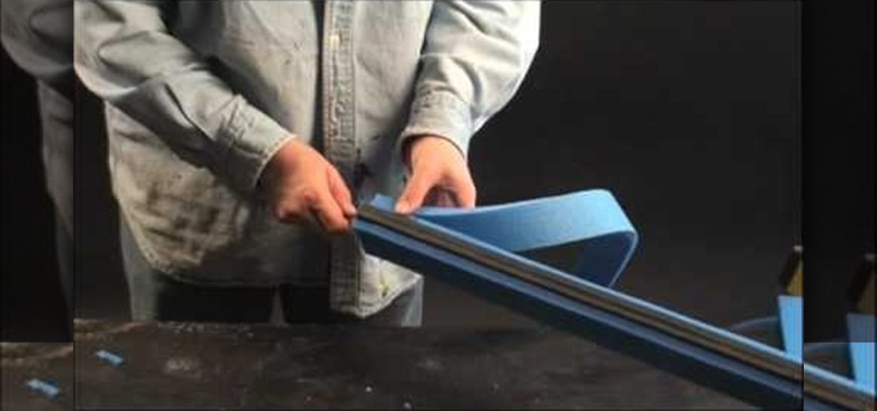 How to make a duct tape sword | cosplay-weapons.
