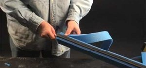 Make a level three foam boffer sword for LARPing