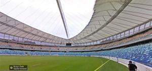Google street view All World Cup Stadiums in S. Africa
