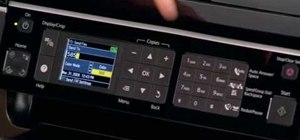 Fax with the Epson All-in-One WorkForce 610
