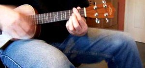 "Play the Hawaiian song ""You and I"" on the ukulele"