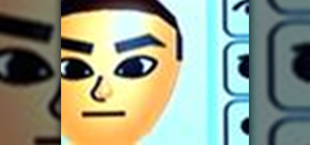 How to Create a Mii on your Nintendo Wii system « Nintendo