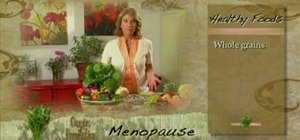 Cope with menopause naturally