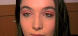 "Create a ""Pretty in Pink"" full face makeup look"
