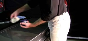 Wax and protect your car paint