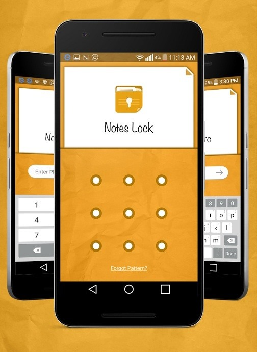 4 Android Notes Apps Which Can't Be Hacked