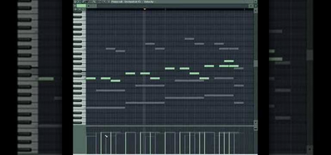 How to Make a hip-hop beat in Fruity Loops « FL Studio :: WonderHowTo