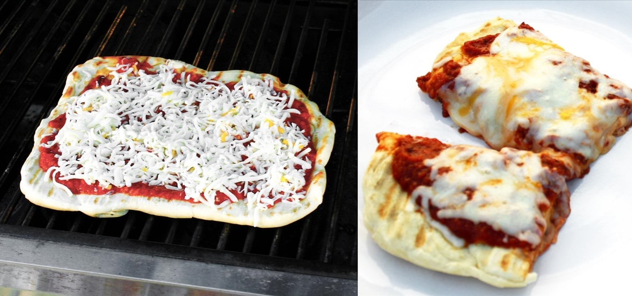 Grill Pizza Like a Pro