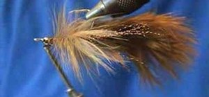 Tie the Redfish Slider fly
