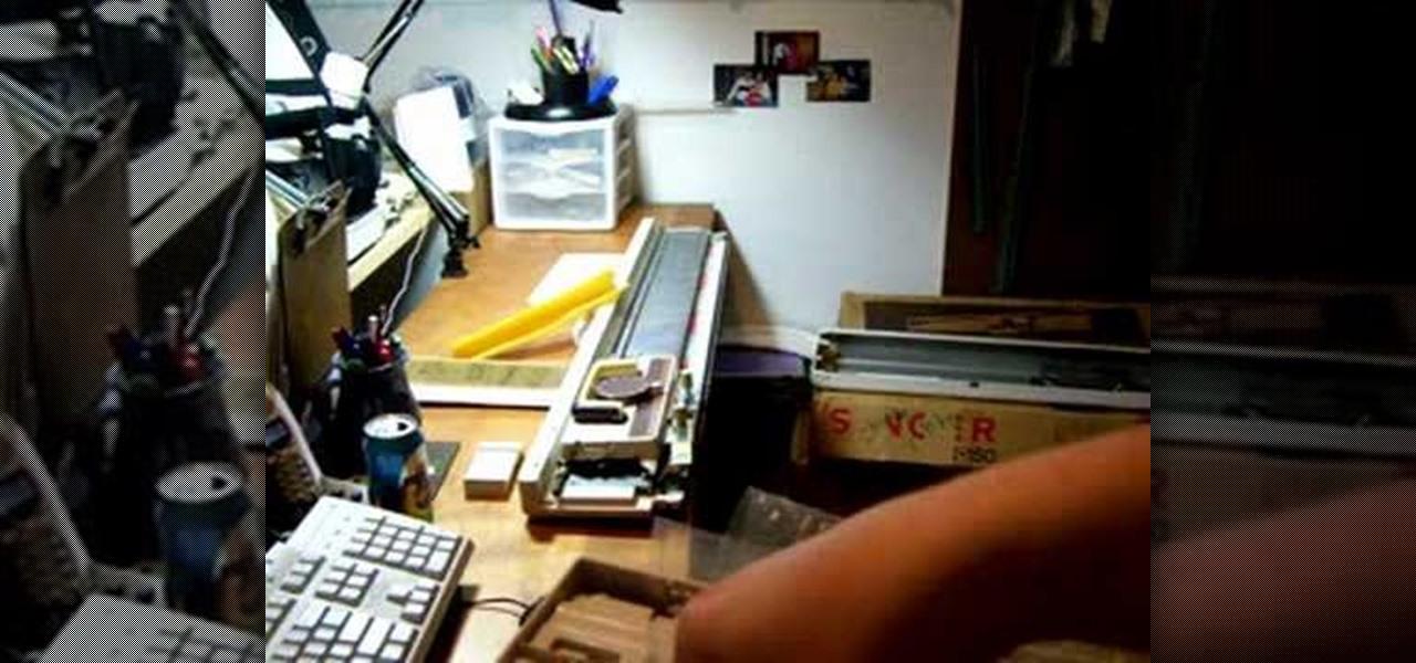 set up singer sewing machine