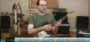 Get started playing slide guitar