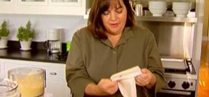 Make profiteroles with the Barefoot Contessa