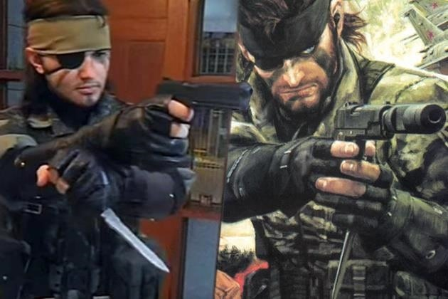 How to Recreate Snake Eater's Costume from Metal Gear Solid 3: Snake Eater