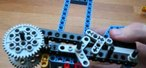 How to Make a semiautomatic Lego rubber band gun