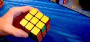 Solve the Rubik's Cube with the V Permutation