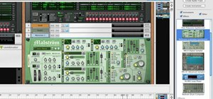 Use Propellerhead's Reason & Record together