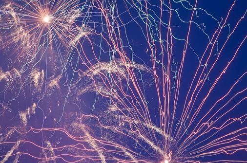 Submit Your Best Shot: 10 Inspiring 4th of July Fireworks Photos