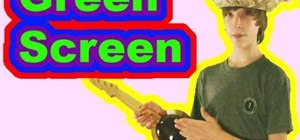Improve your green screen skills