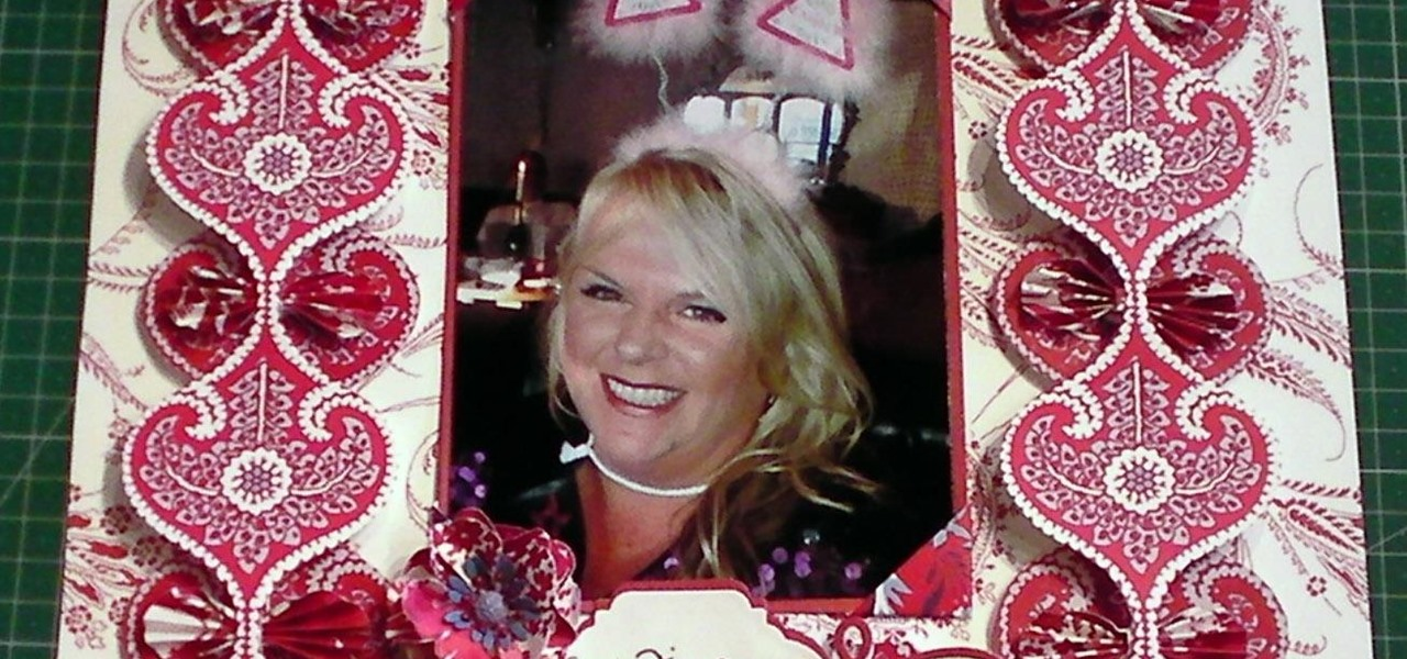 Make a Fancy Madison Hen Night Scrapbooking Page