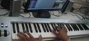 "Play Tupac's ""I Ain't Mad at Cha"" on piano"
