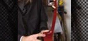 Restring a ukulele