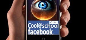Follow cool@school on Facebook