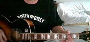 """Cover """"Cigarettes and Alcohol"""" by Oasis on acoustic guitar"""
