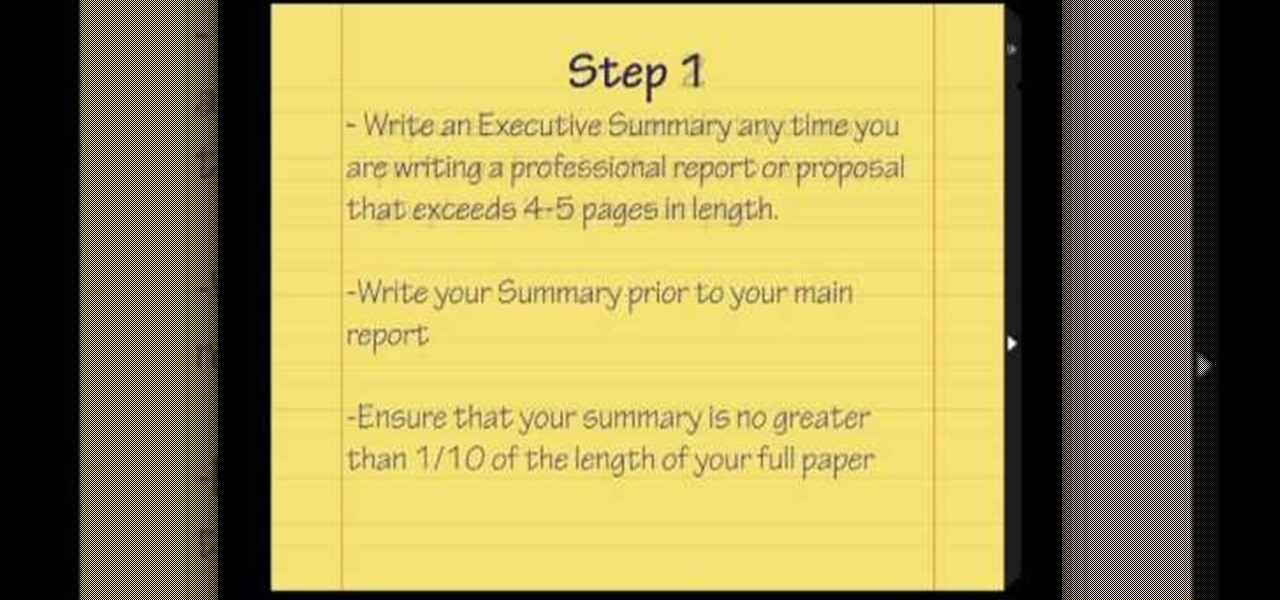 How to Write a Book Proposal: Writing Chapter Outlines for a How-to Book